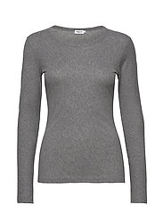 Hannah Top - GREY MELAN