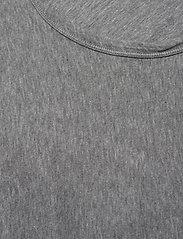 Filippa K - Hannah Top - basic t-shirts - grey melan - 2
