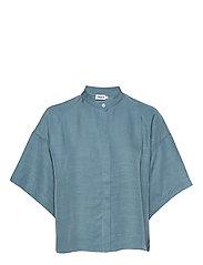 Tammy Shirt - BLUE HEAVE