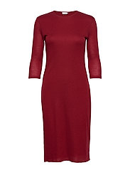 Liana Dress - PURE RED