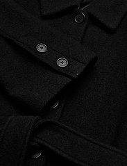 Filippa K - Lima Coat - ullkåper - black - 2