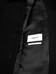 Filippa K - Lima Coat - ullkåper - black - 4