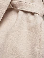 Filippa K - Lima Coat - ullkappor - ivory - 3