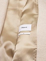 Filippa K - Lima Coat - ullkappor - ivory - 4