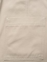 Filippa K - Janet Trouser - bukser med brede ben - ivory - 4