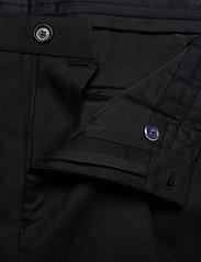 Filippa K - M. Samson Linen Trouser - formele broeken - black - 3