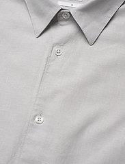 Filippa K - M. Lewis Linen Shirt - basic overhemden - sterling g - 3
