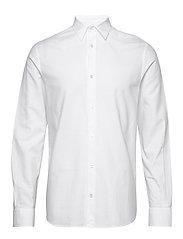 M. Lewis Linen Shirt - WHITE