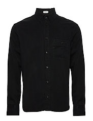 M. Zachary Tencel Shirt - ALMOST BLA