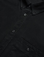Filippa K - M. Zachary Tencel Shirt - basic overhemden - almost bla - 2