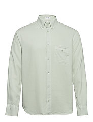M. Zachary Tencel Shirt - FADED AQUA