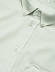 Filippa K - M. Zachary Tencel Shirt - basic overhemden - faded aqua - 2