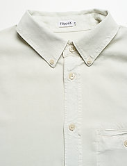 Filippa K - M. Zachary Tencel Shirt - basic overhemden - faded aqua - 3