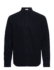 M. Zachary Tencel Shirt - NAVY