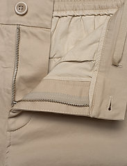 Filippa K - M. Toby Twill Short - tailored shorts - khaki - 3