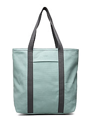 Kayla Canvas Tote - MINT POWDE