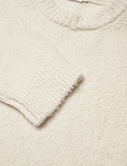 Filippa K - M. Matthew Sweater - basic strik - off-white - 2