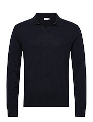 M. Lars Sweater - DARK NAVY
