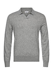 M. Lars Sweater - LIGHT GREY