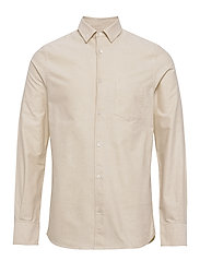 M. Tim Oxford Shirt - FADED YELL