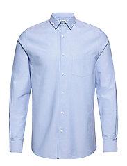 M. Tim Oxford Shirt - LIGHT BLUE