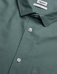 Filippa K - M. Tim Oxford Shirt - basic overhemden - mint powde - 3