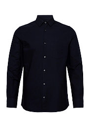 M. Tim Oxford Shirt - NAVY