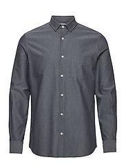 M. Tim Oxford Shirt - PACIFIC/ S