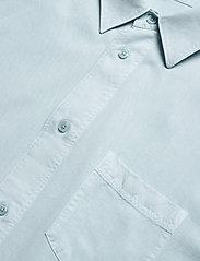 Filippa K - M. Owen Tencel Shirt - basic overhemden - pale blue - 2
