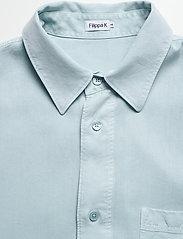 Filippa K - M. Owen Tencel Shirt - basic overhemden - pale blue - 3