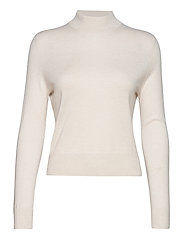 Lynn Silk Mix Sweater - IVORY