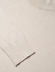 Filippa K - Lynn Silk Mix Sweater - turtlenecks - ivory - 2