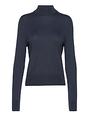 Lynn Silk Mix Sweater - PACIFIC BL