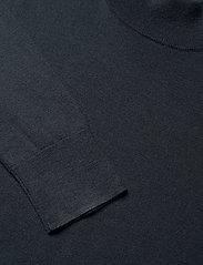 Filippa K - Lynn Silk Mix Sweater - turtlenecks - pacific bl - 2