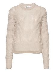 Helen Mohair Sweater - IVORY