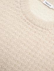 Filippa K - Helen Mohair Sweater - tröjor - ivory - 2