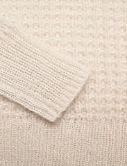 Filippa K - Helen Mohair Sweater - tröjor - ivory - 3