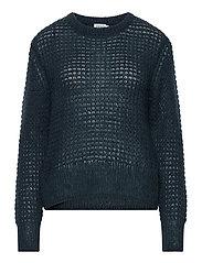 Helen Mohair Sweater - PACIFIC BL