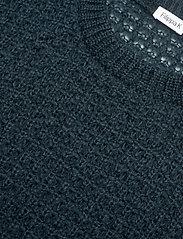 Filippa K - Helen Mohair Sweater - tröjor - pacific bl - 2