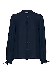 Gia Blouse - DARK BLUE