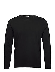 M. Roll Neck Longsleeve - BLACK