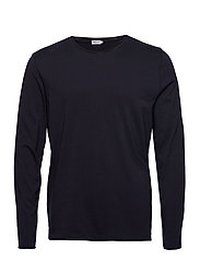 M. Roll Neck Longsleeve - NAVY