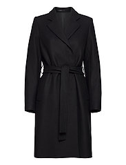Kaya Coat - BLACK