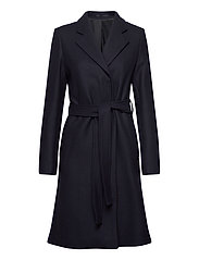 Kaya Coat - NAVY