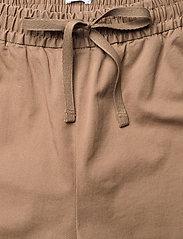 Filippa K - Gillian Trouser - bukser med brede ben - muddy brow - 3