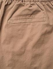 Filippa K - Gillian Trouser - bukser med brede ben - muddy brow - 4
