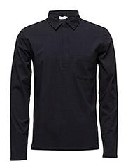 M. Soft Lycra Poloshirt - NAVY