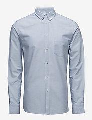 Filippa K - M. Paul Oxford Shirt - formele overhemden - light blue - 0