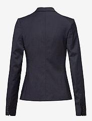Filippa K - Jackie Cool Wool Jacket - blazere - dk. navy - 1