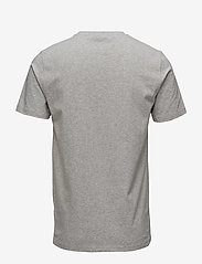 Filippa K - M. Lycra Tee - basic t-shirts - light grey - 1